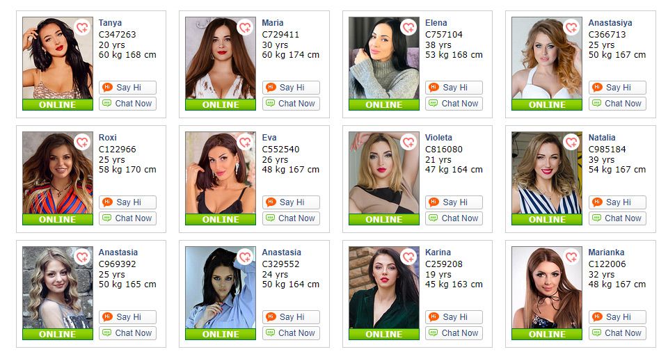 online dating International singles
